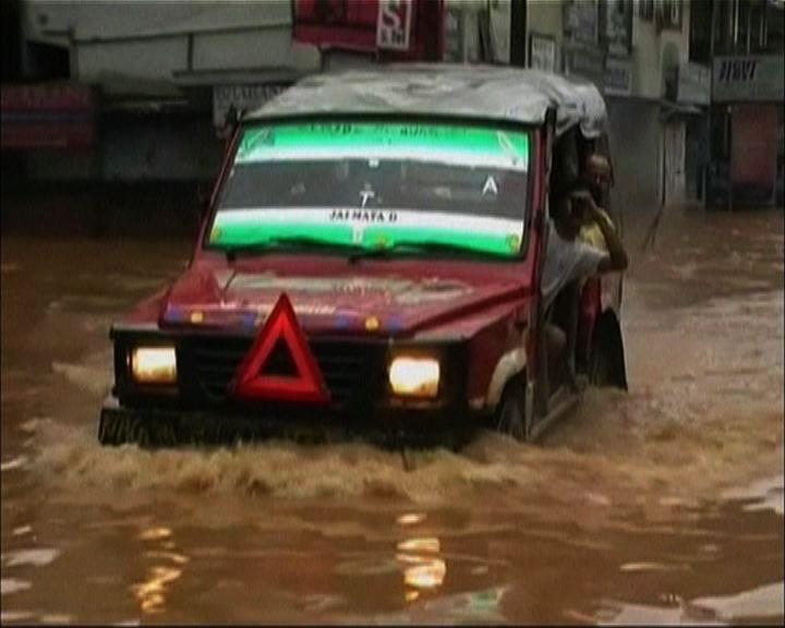 印度東北部暴雨至少28人死