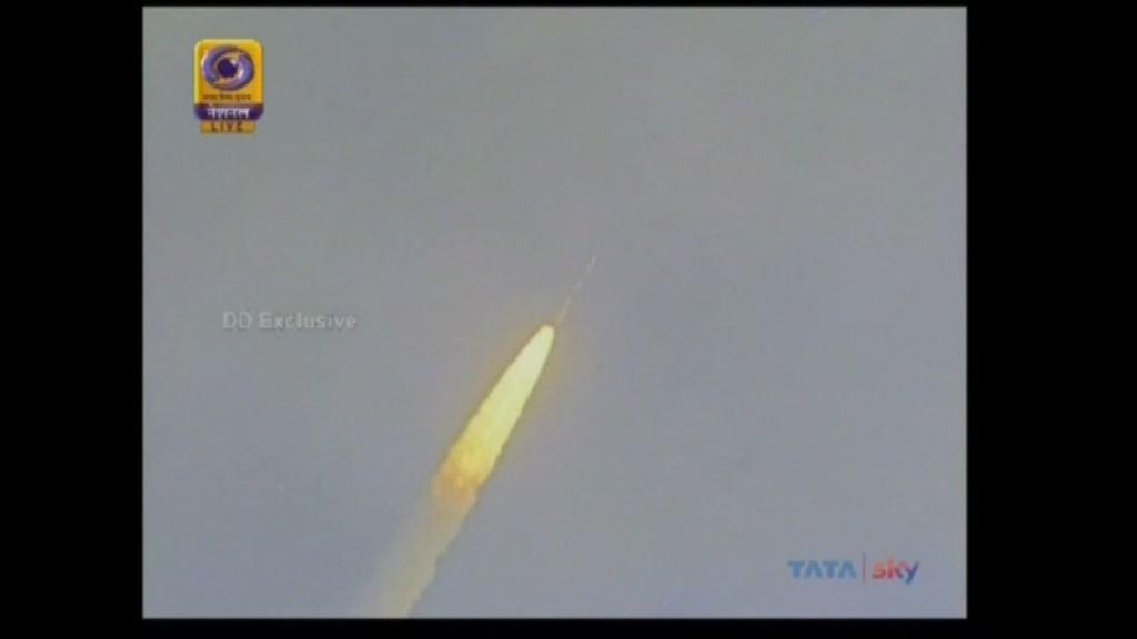 印度火箭攜載31個衛星成功發射