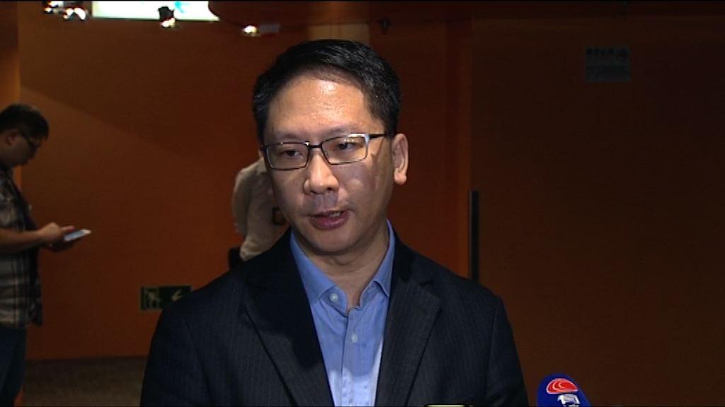 袁國強指正從四方面考慮港獨問題