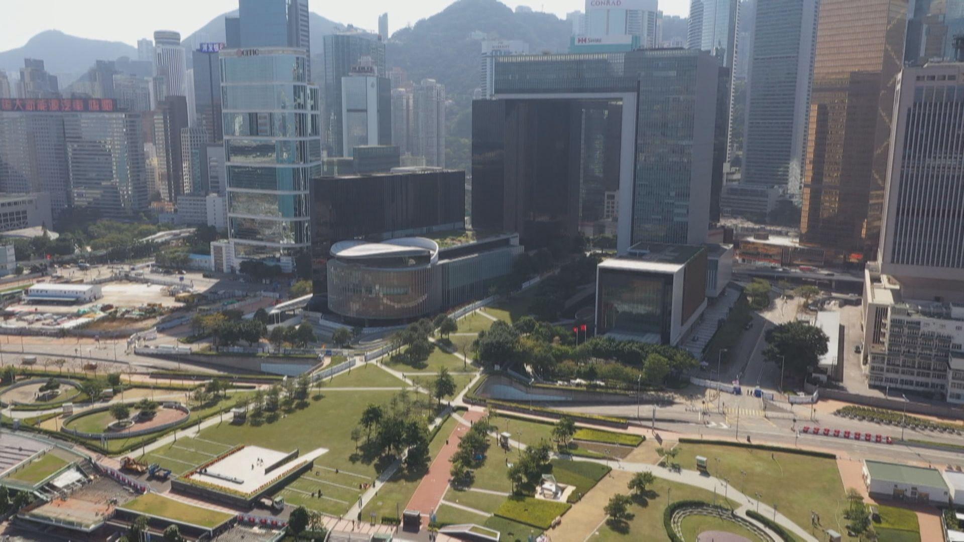 政府指不認同美國傳統基金會指本港經濟政策最終由北京控制