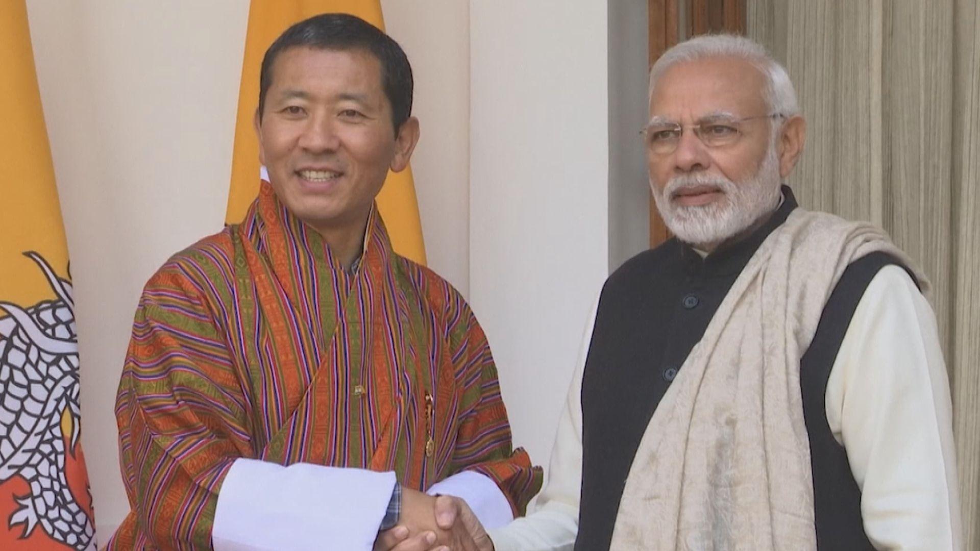印度提供六億美元資助不丹發展基建
