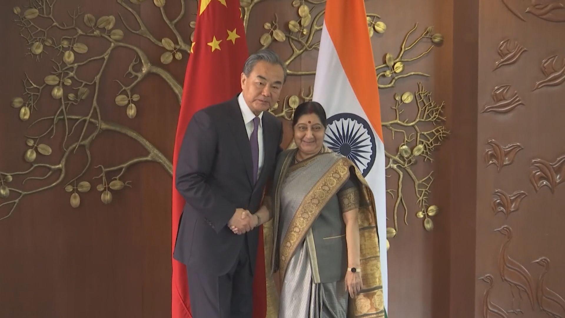 王毅訪印前夕 60名中國專家被逐離印度