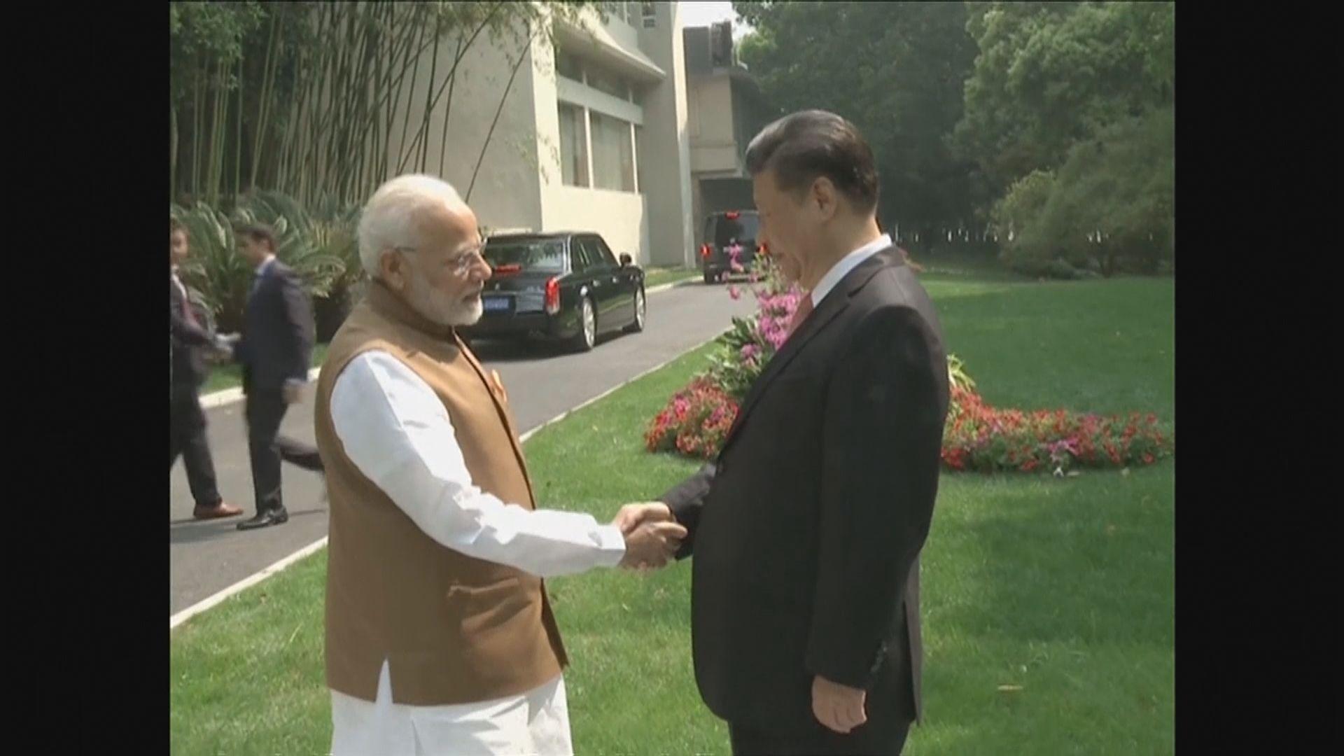 習近平將訪問印度晤總理莫迪