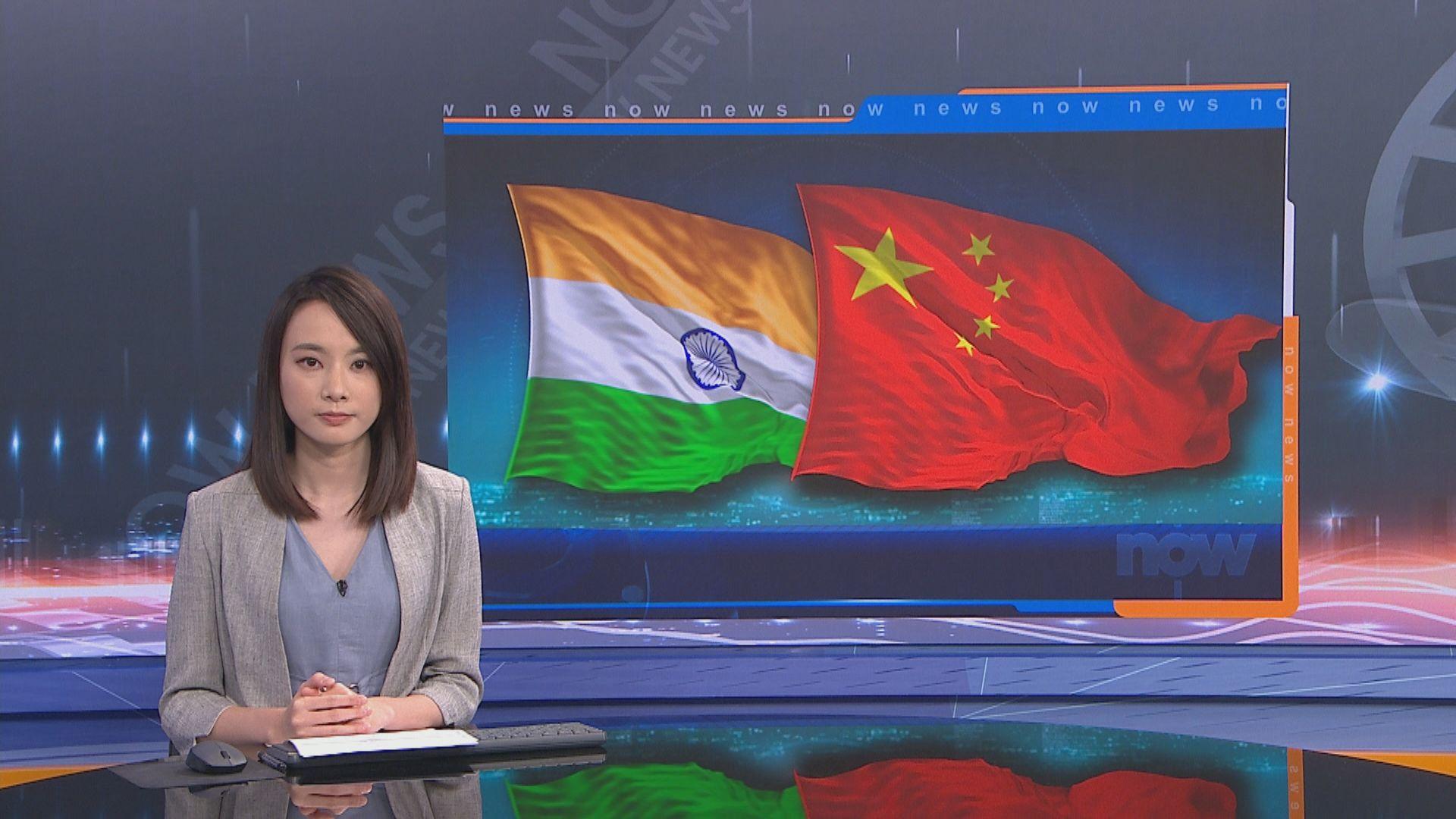 中國指印度班公湖非法越線佔控