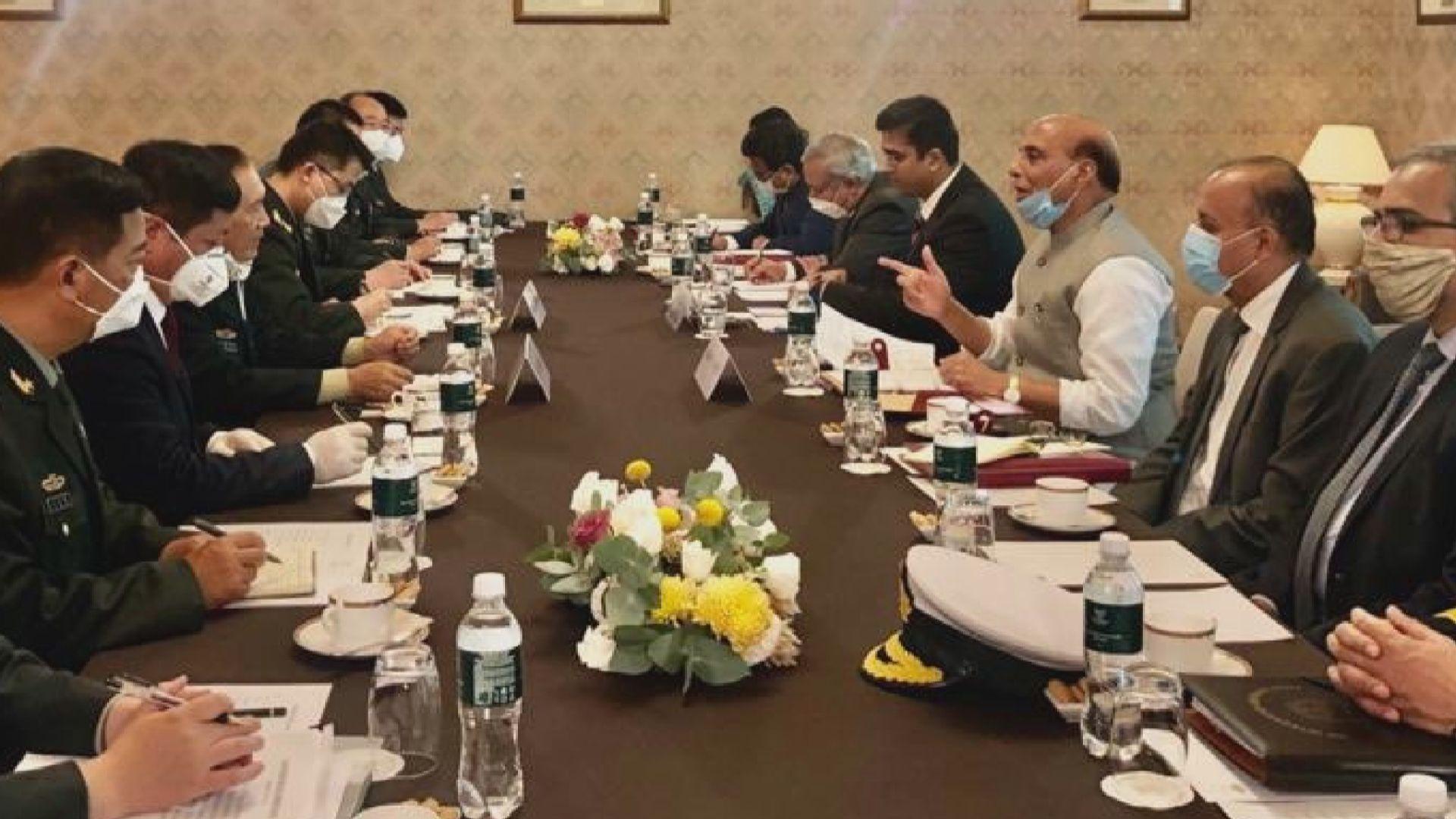 中國防長稱中印緊張局勢責任全在印方 雙方認為應以協商解決問題