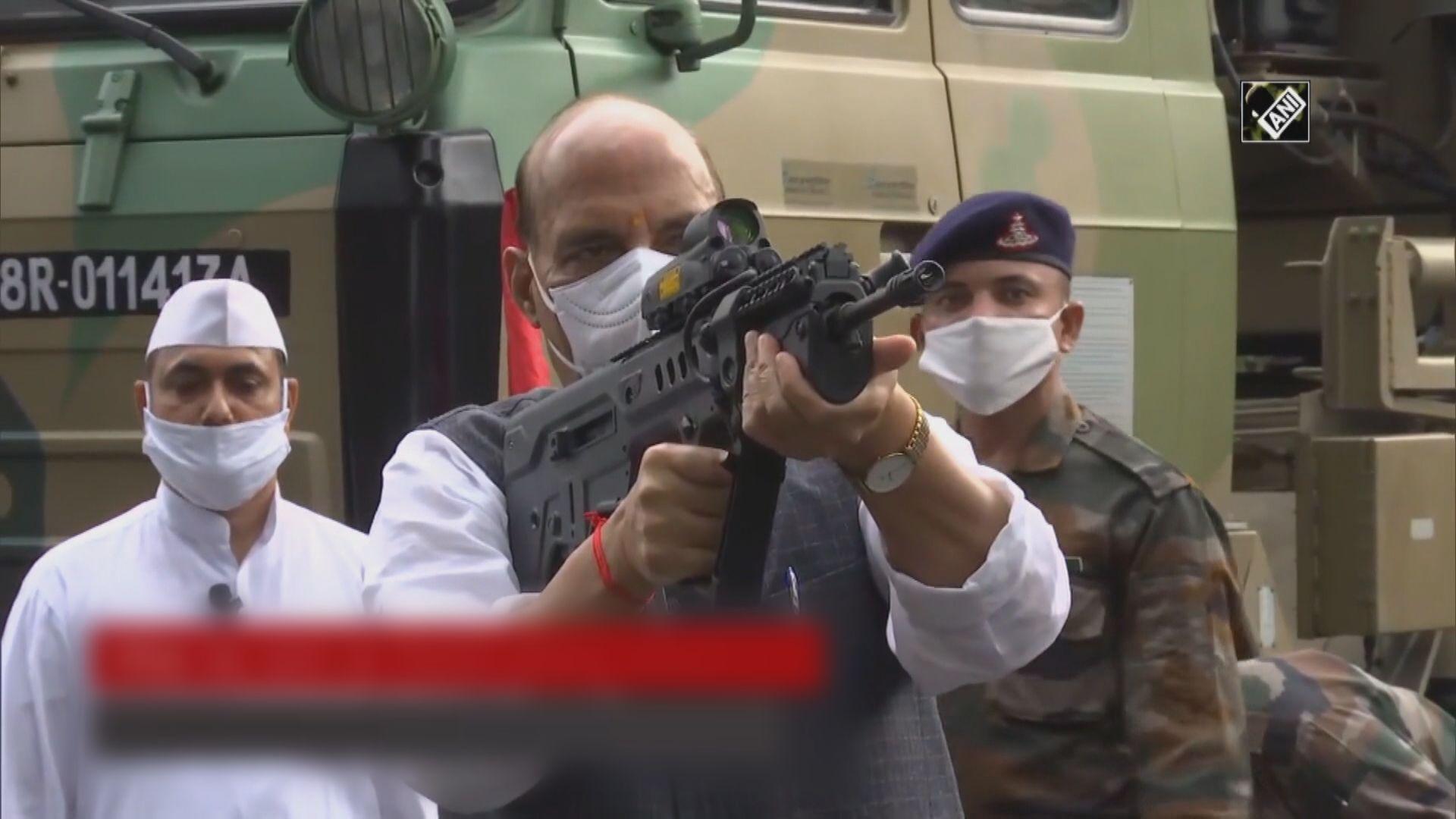 印度防長:冀結束中印邊境衝突