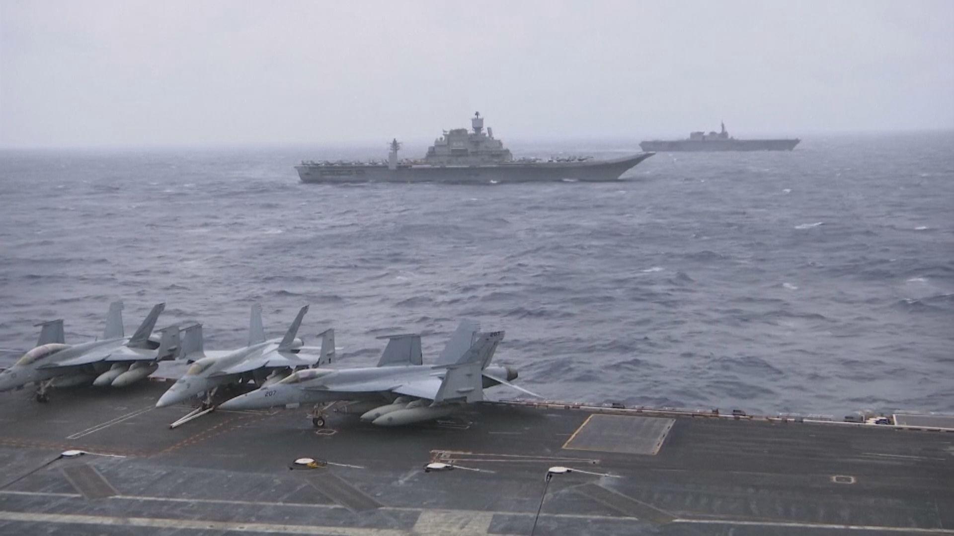 印度指控中國持續加強邊境兵力