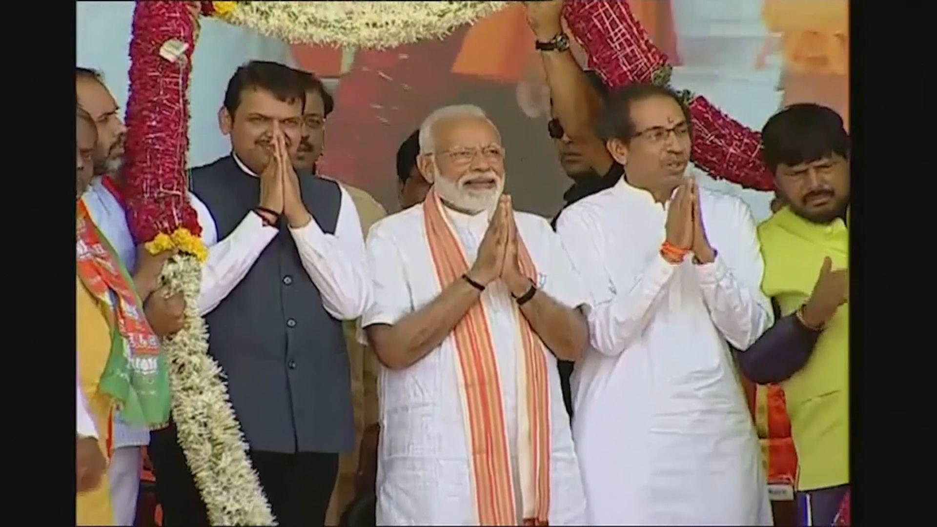 印度大選明起投票 被視為對總理信心公投
