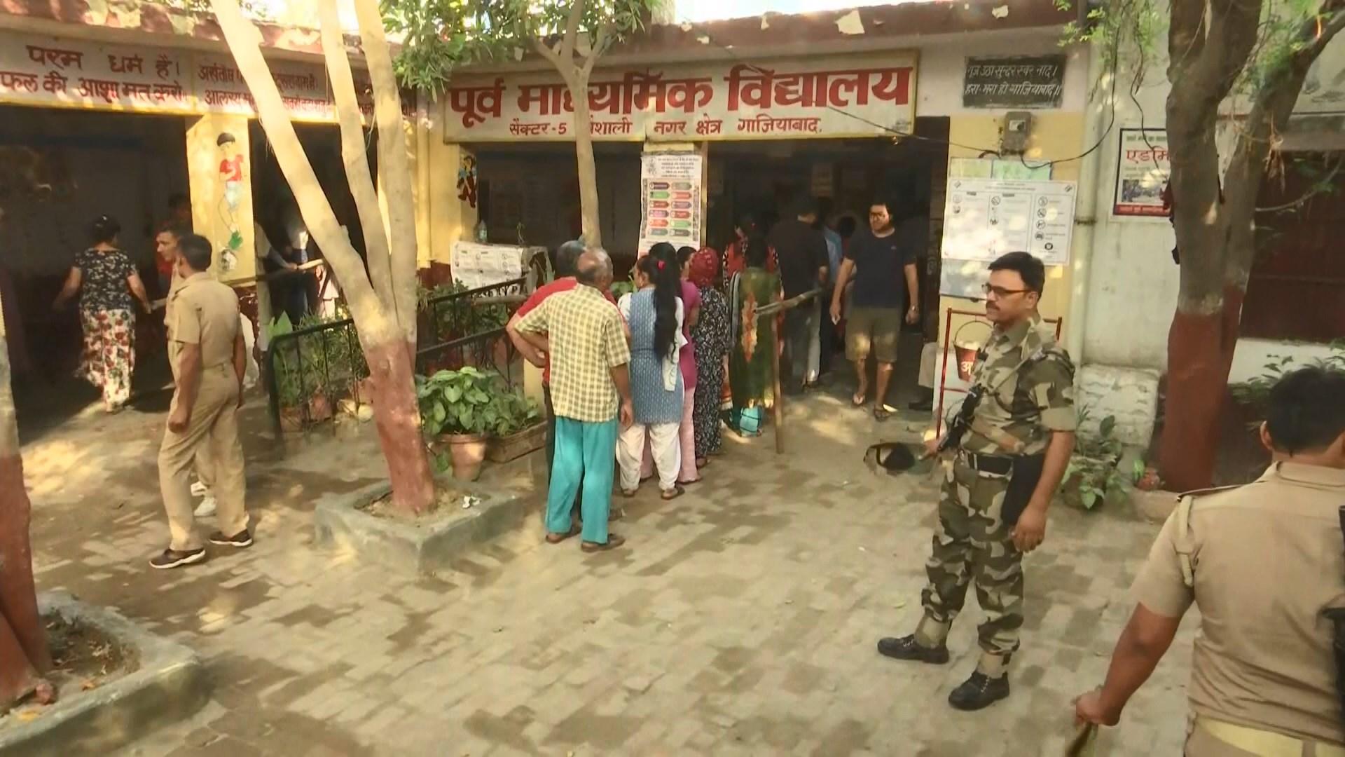 印度大選展開 下月23日有結果