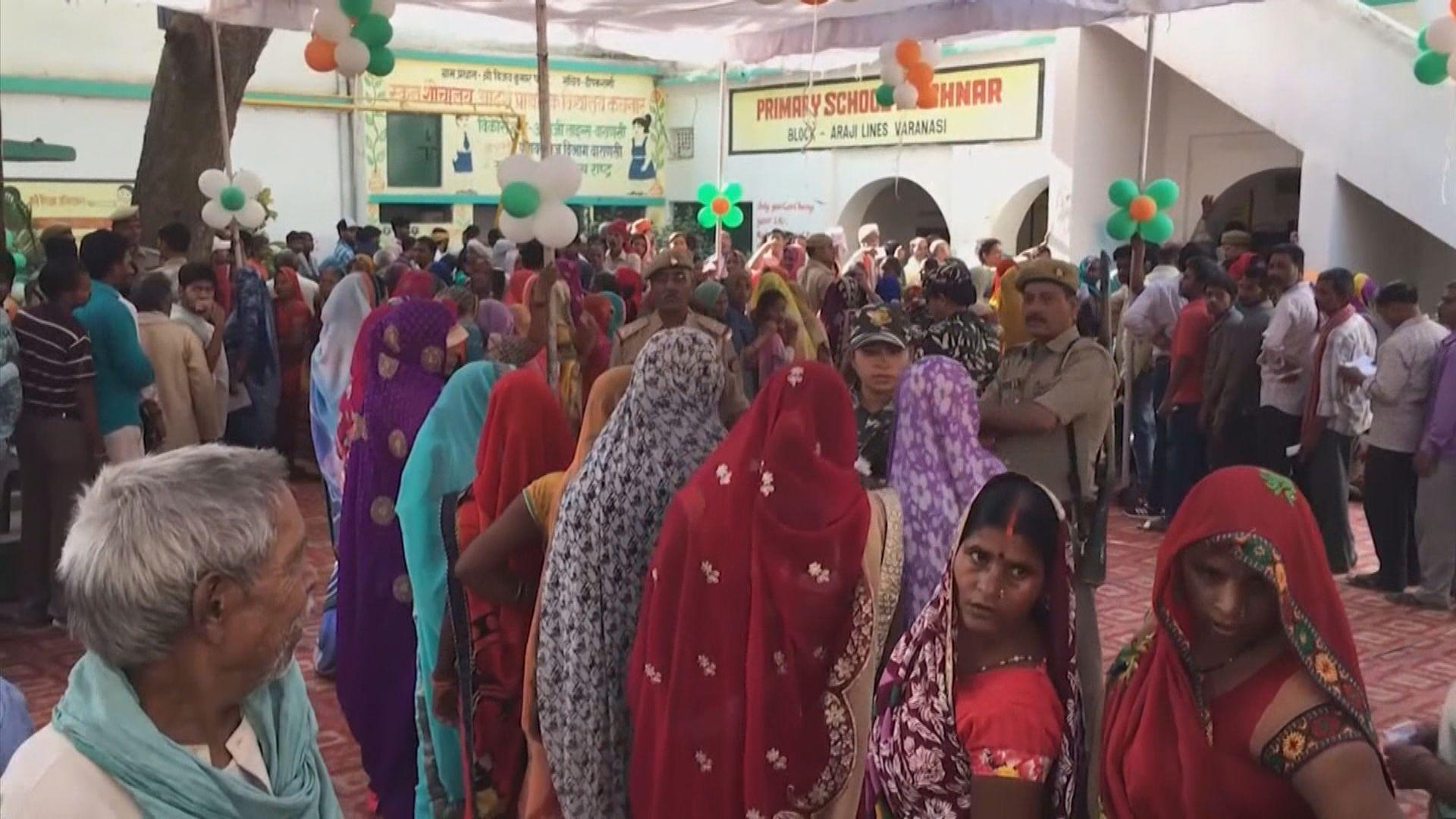 印度大選結束 執政聯盟有望奪逾半議席