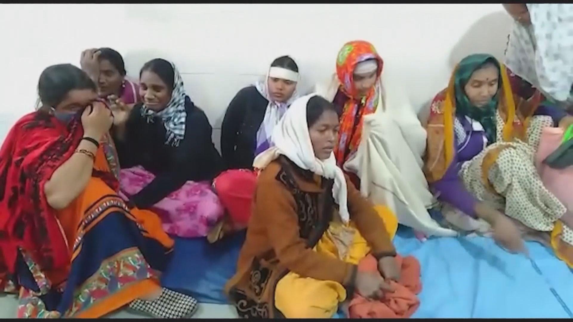 印度西部醫院火警 十名嬰兒死亡