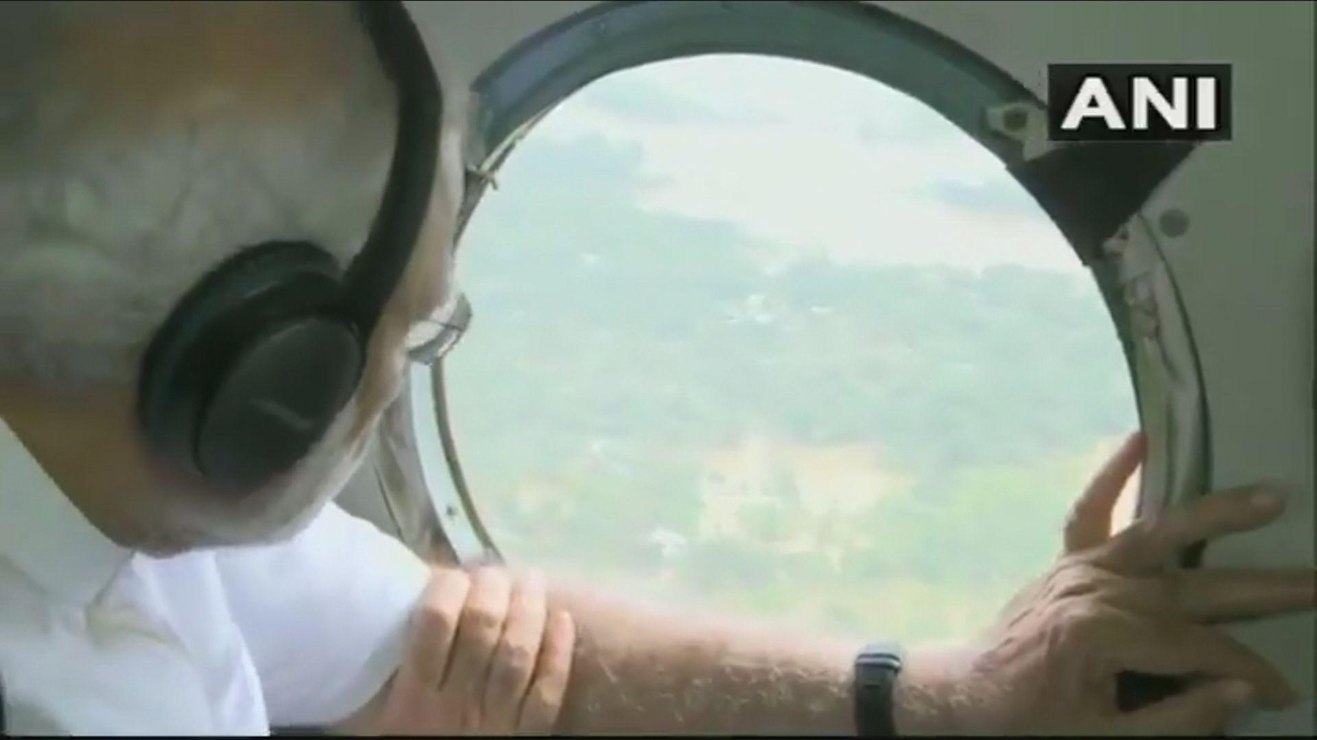 印度南部嚴重洪災 總理莫迪宣布再撥款賑災