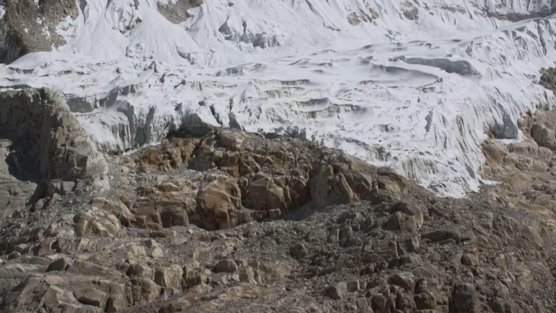 印度冰川斷裂引發洪災 專家指與全球暖化及工程有關
