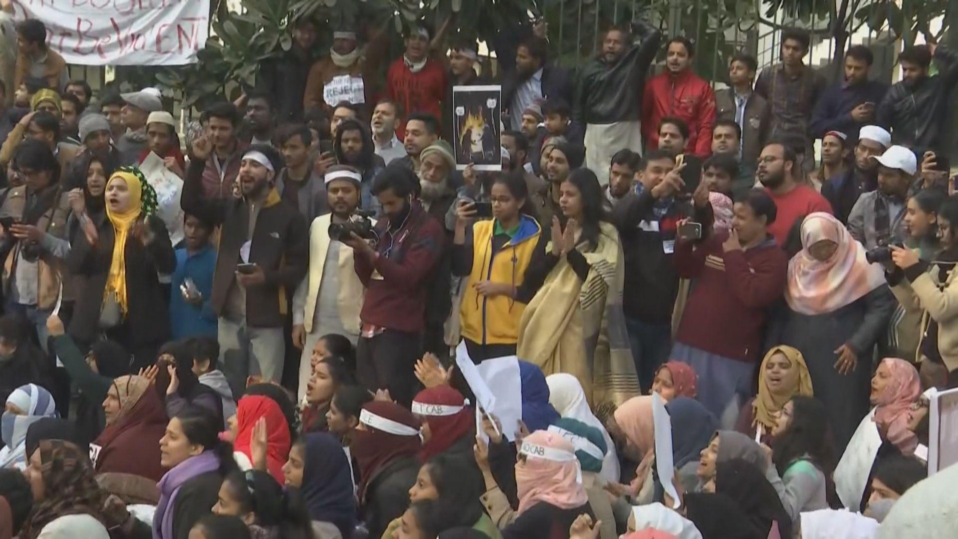 印度總理莫迪與內閣商討平息示威對策