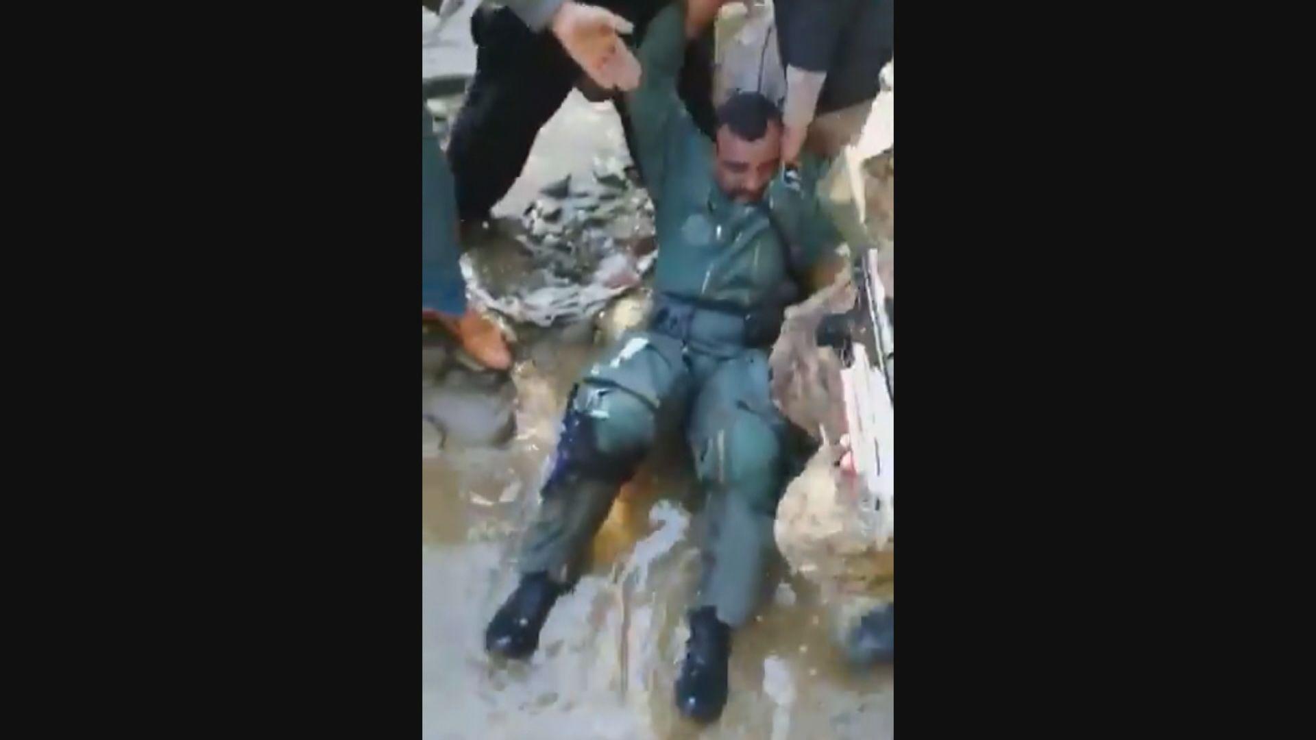 巴基斯坦周五將釋放印軍機師