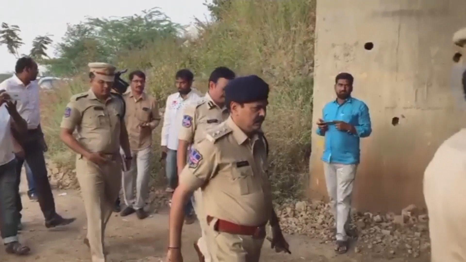 印度女子遭姦殺案疑犯遭警擊斃