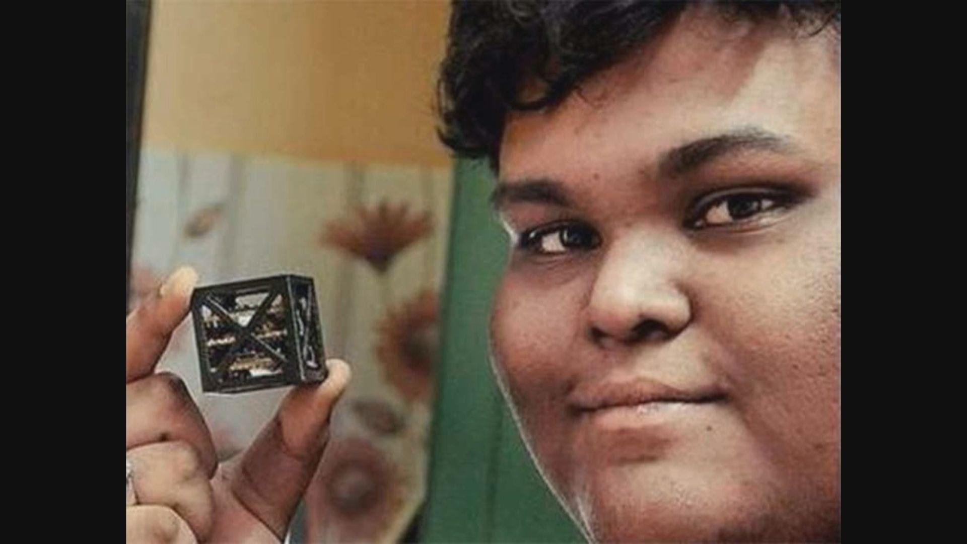 印度學生研發全球最輕衛星進入軌道