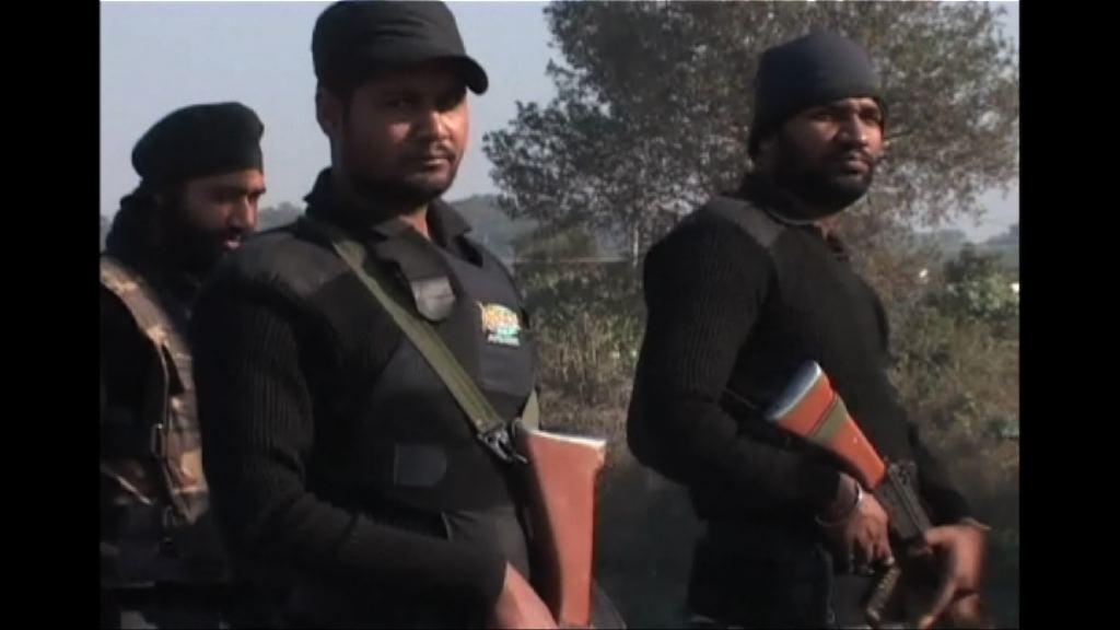 消息指印度襲擊跟巴基斯坦武裝有關