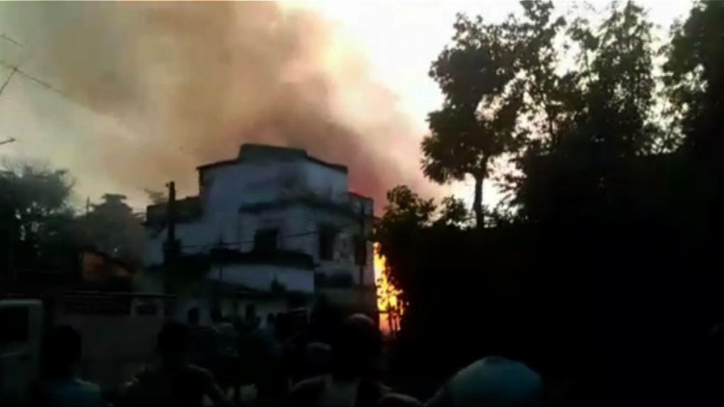 印度非法煙花廠爆炸8死