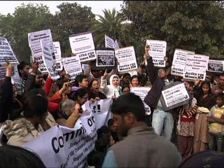 導演受印度反強姦示威感動拍攝紀錄片