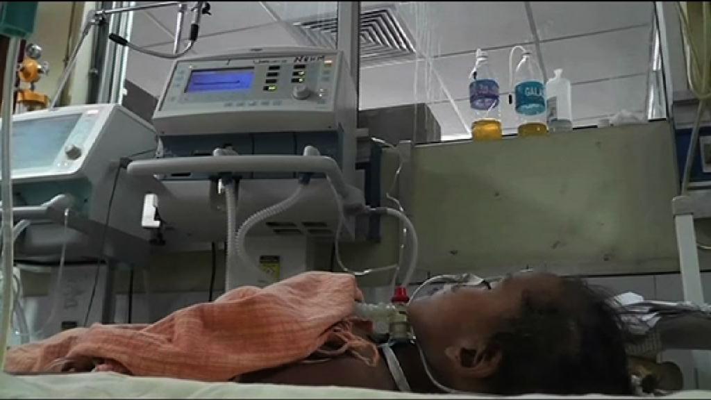 印度醫院三日內逾60病童死亡