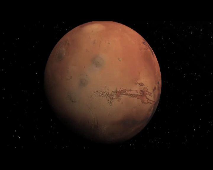 印度探測器料周三抵達火星軌道