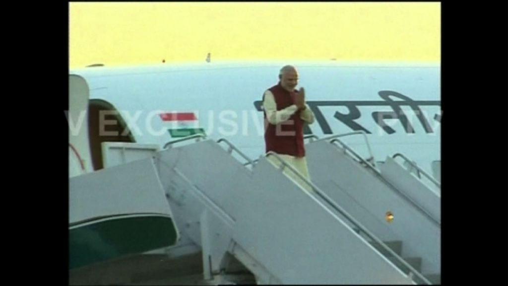 印總理莫迪上任後首訪巴基斯坦