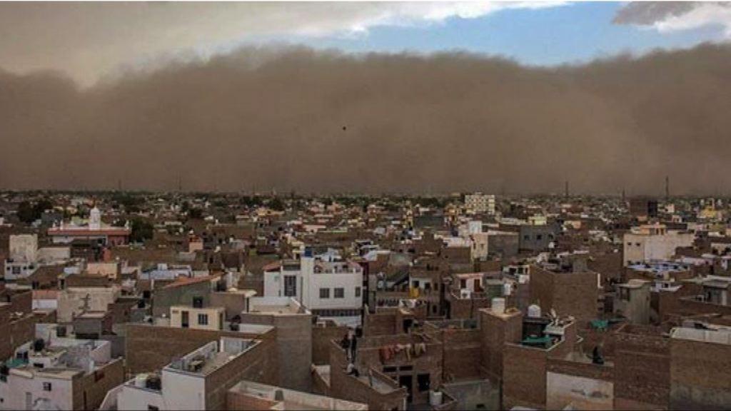 印度現嚴重沙塵暴及暴雨釀至少百死