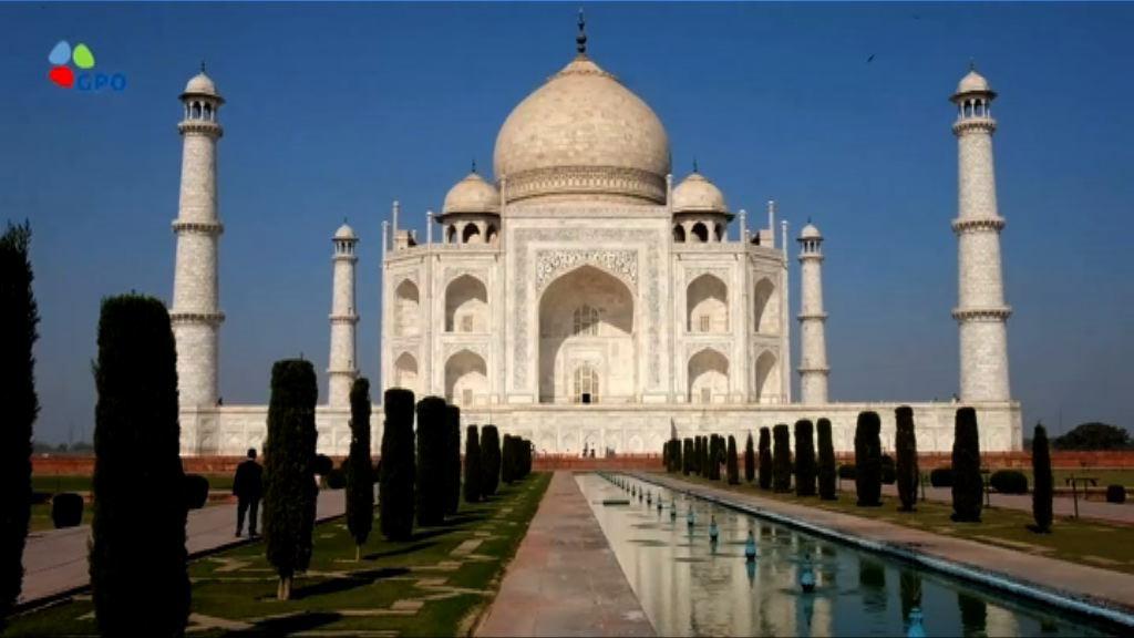印度泰姬陵四月起限每人遊覽三小時