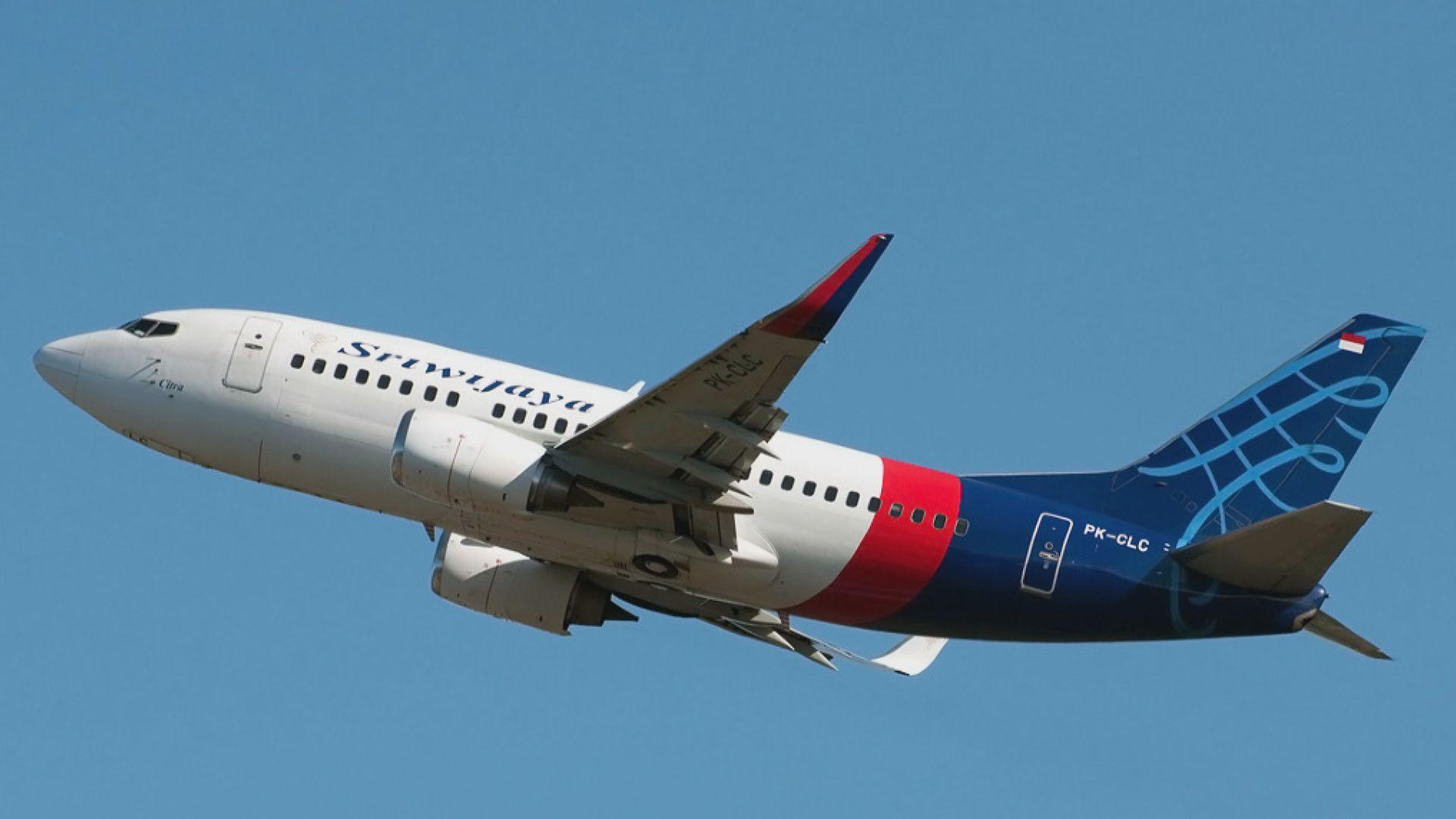 印尼客機起飛後失去聯絡 當局展開搜救