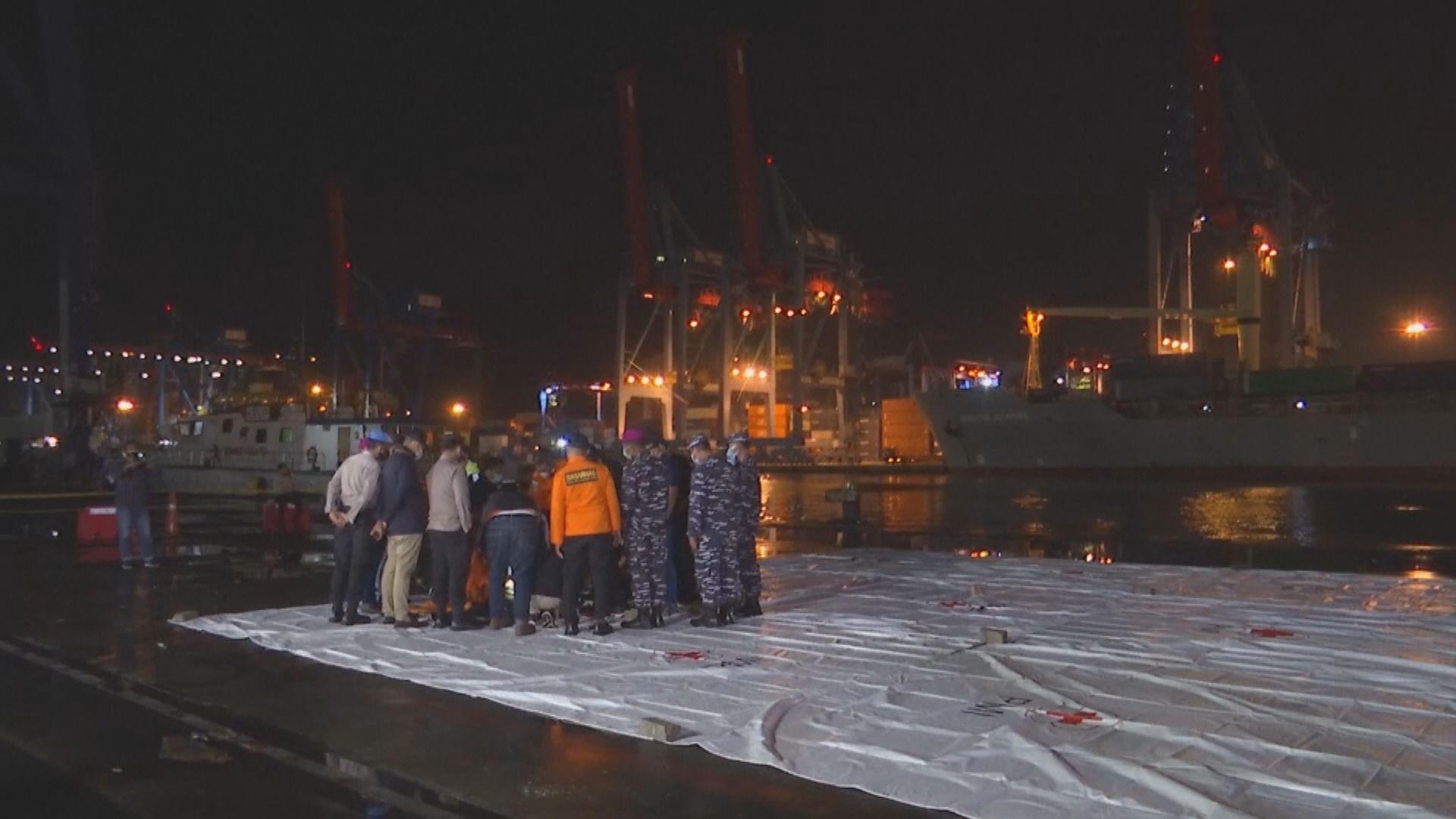 印尼當局繼續搜索失事內陸客機殘骸 出事海域找到人體殘肢