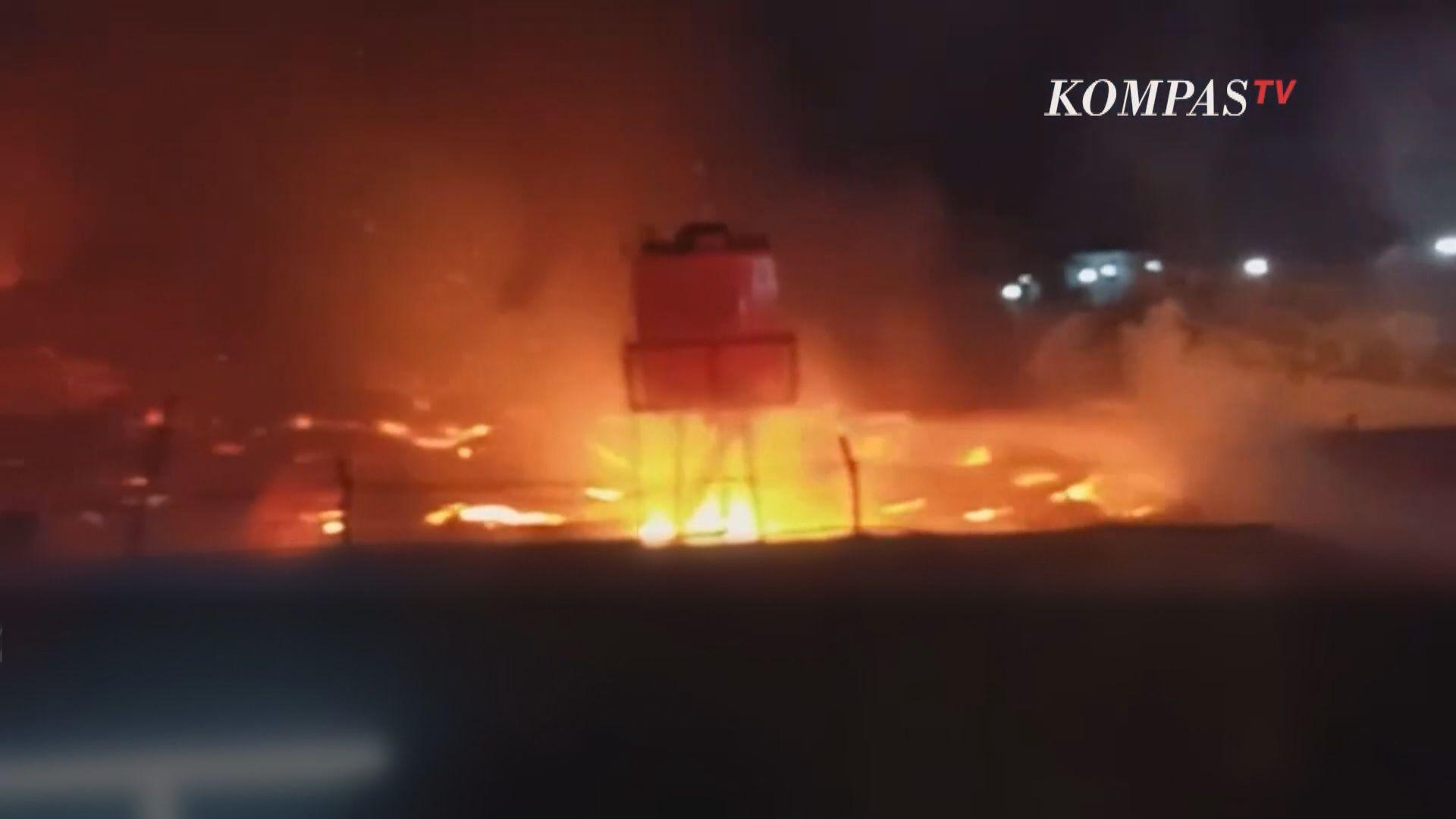 印尼監獄大火 至少41名囚犯死亡