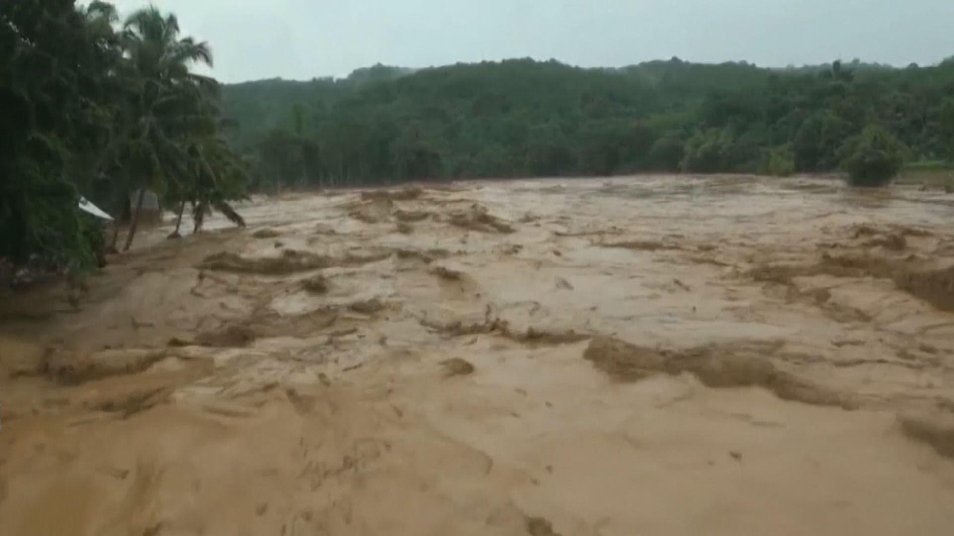 印尼暴雨成災 最少21人死