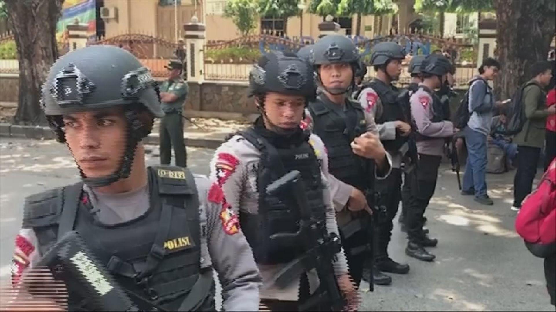 印尼警方亞運前夕涉濫殺疑犯