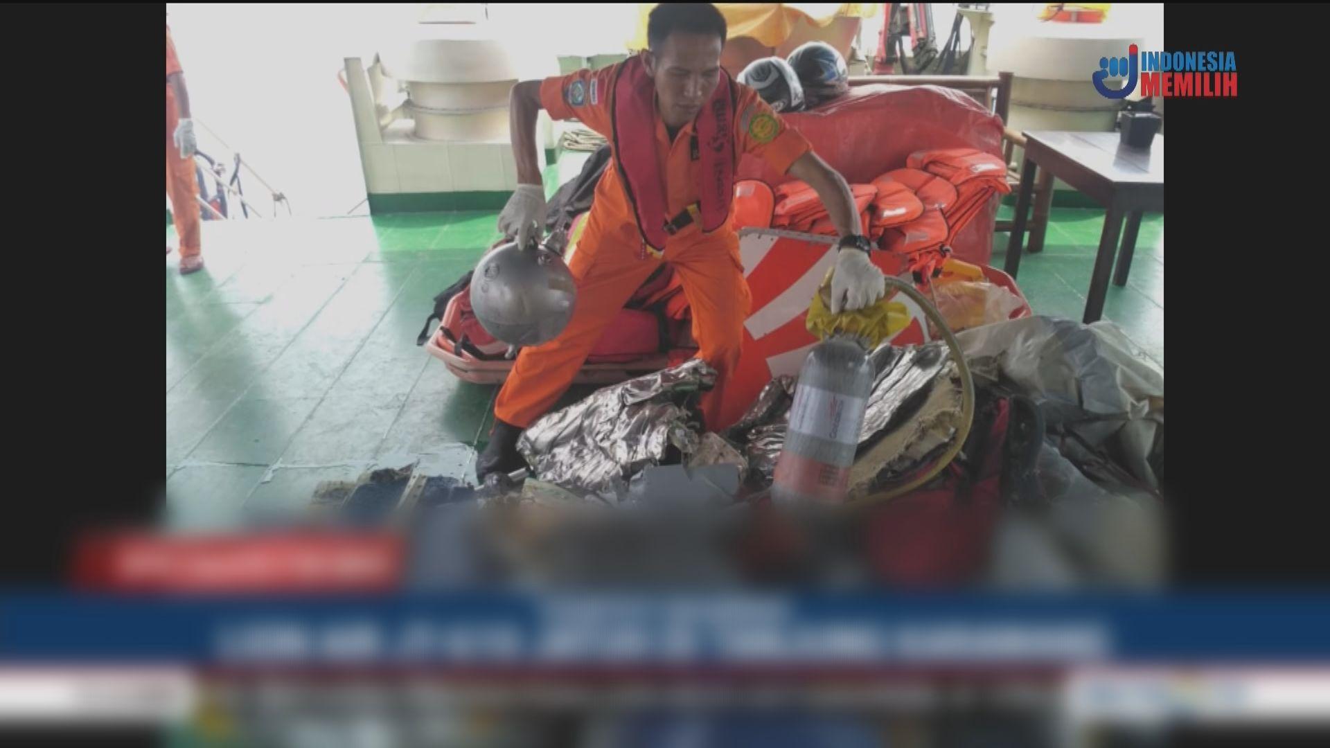 印尼獅航墜毀 機師曾要求折返