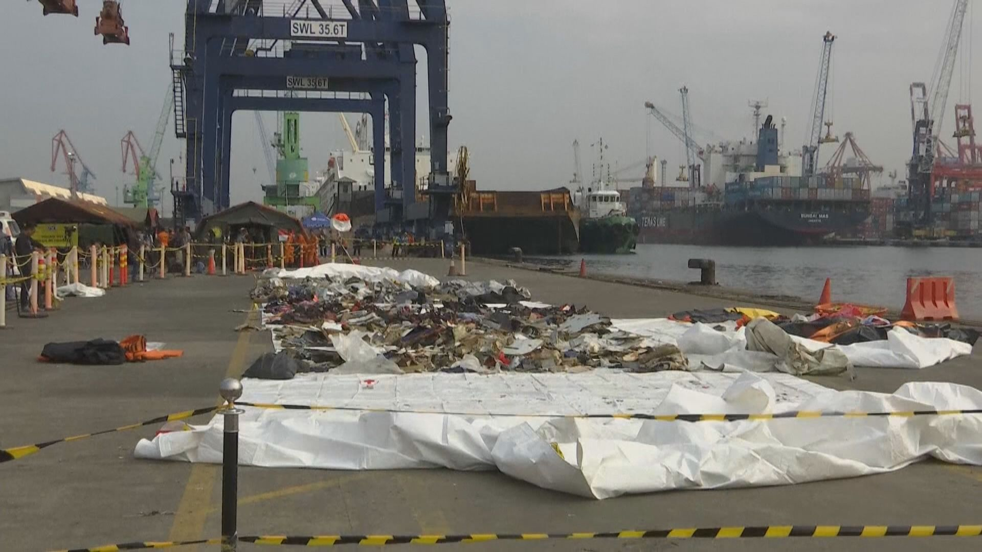 印尼當局相信已發現墮海獅航客機機體