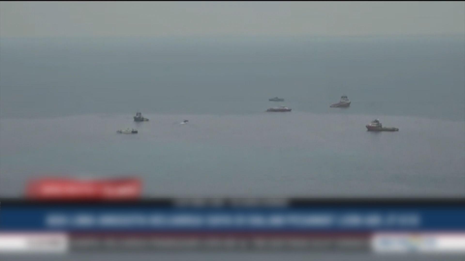 印尼當局探測到出事客機黑盒訊號