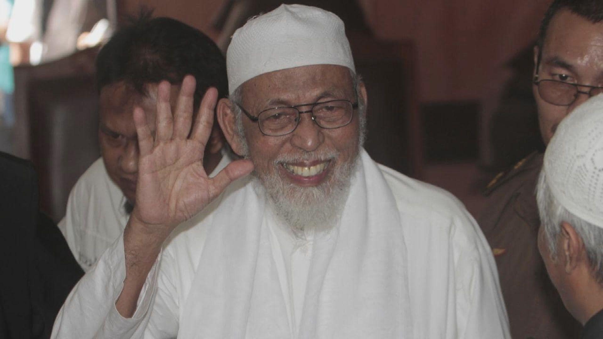 峇里恐襲主腦服刑十年各後獲釋出獄