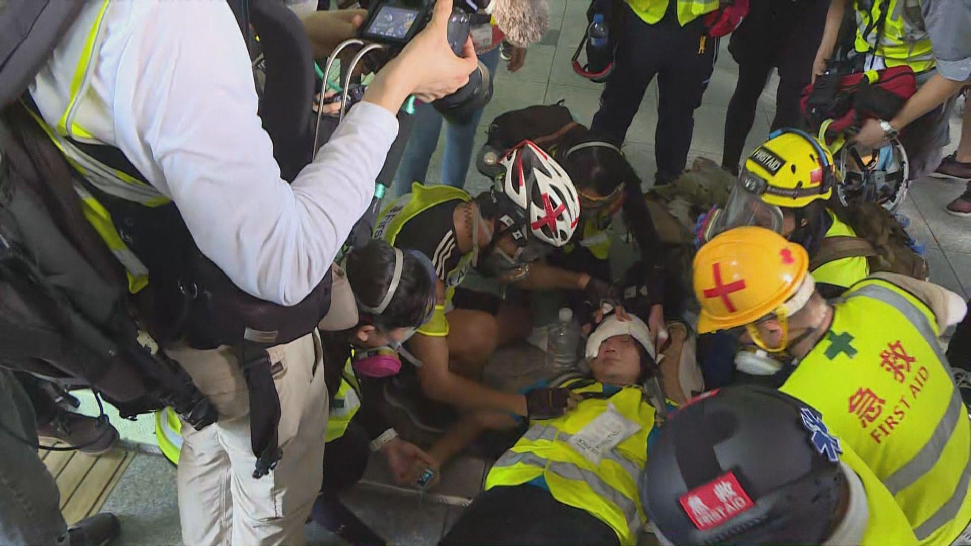 印尼女記者將入稟要求披露開槍人士身分