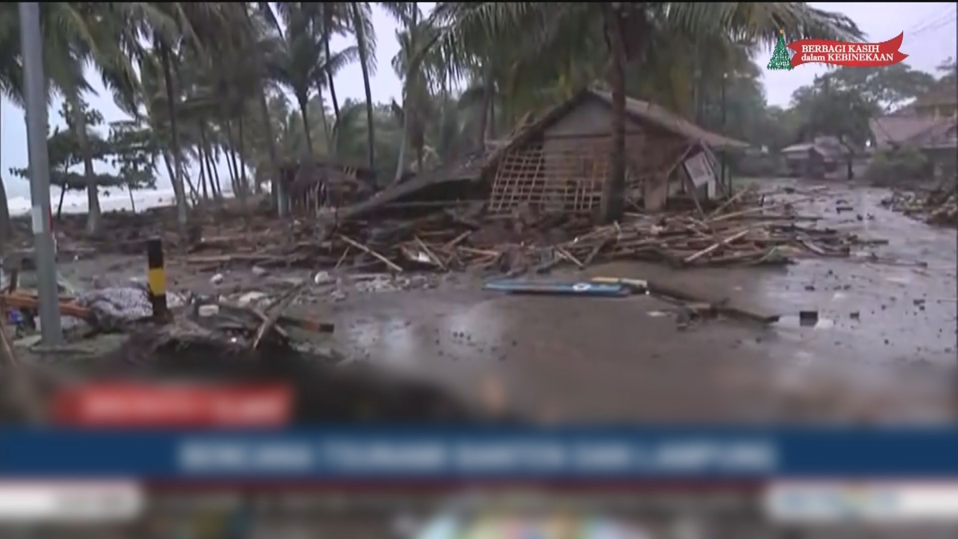 印尼西部海嘯 居民:無收到海嘯警報