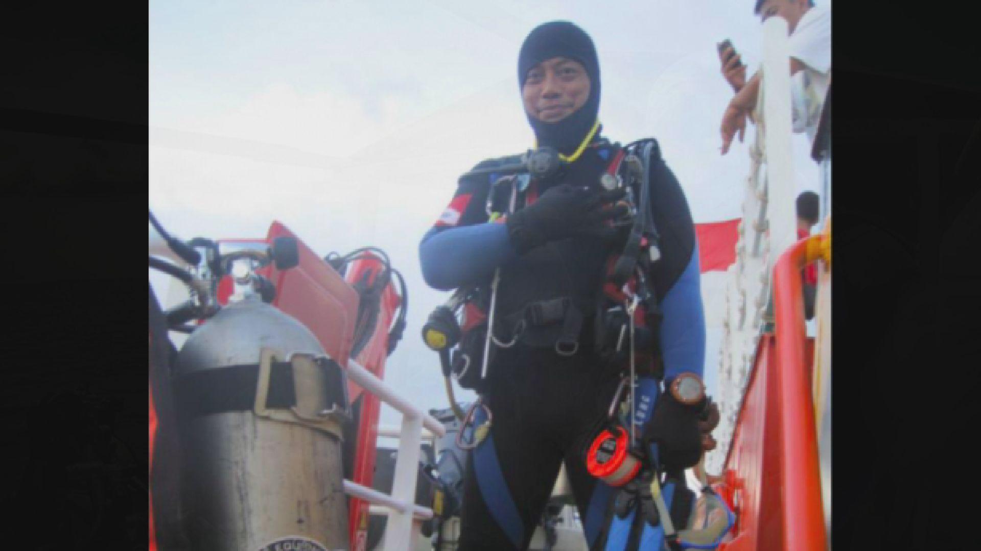 印尼獅航空難 一名潛水員搜救期間身亡
