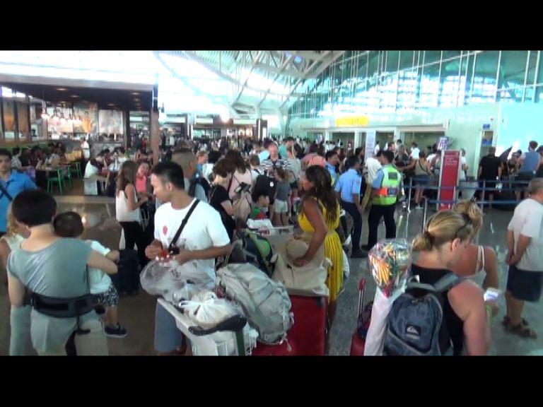 印尼火山持續爆發 峇里國際機場再關閉