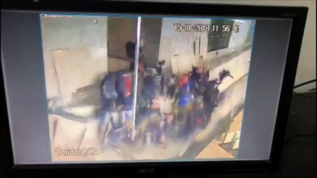 印尼警方排除證券交易所迴廊倒塌是炸彈襲擊
