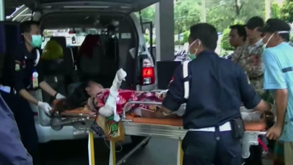 印尼煙花廠爆炸近50人亡