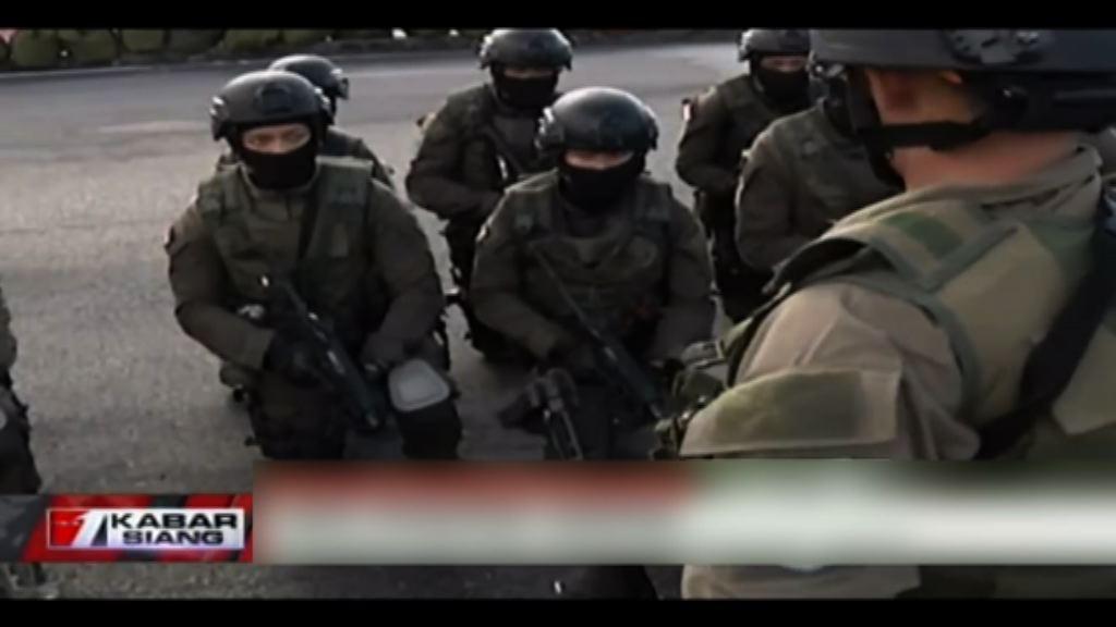 印尼通過新反恐法增軍隊權力