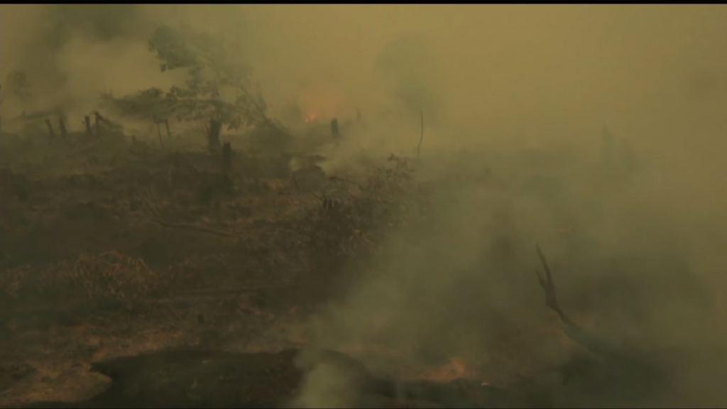 印尼去年火山污染物或致逾十萬死
