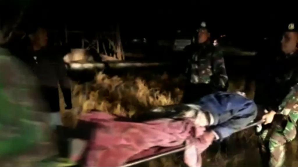 印尼龍目島7級地震逾90死