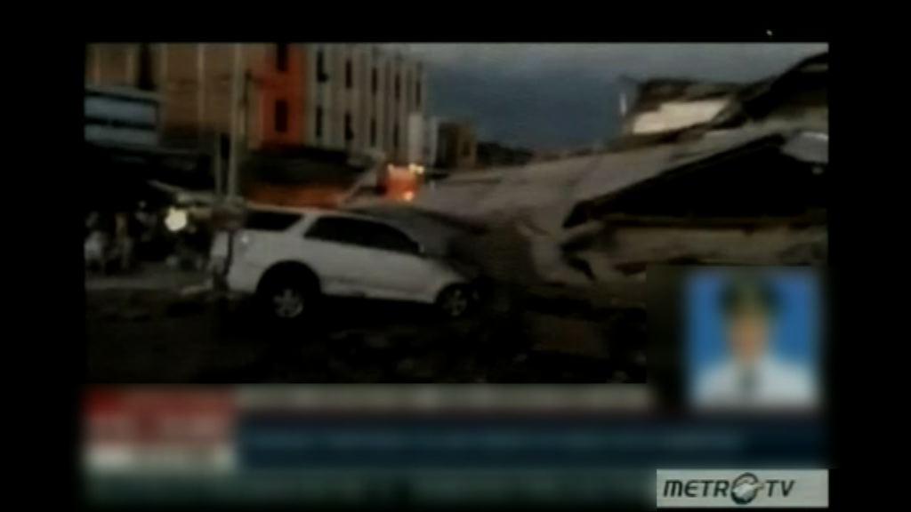 印尼6.4級地震最少25人死