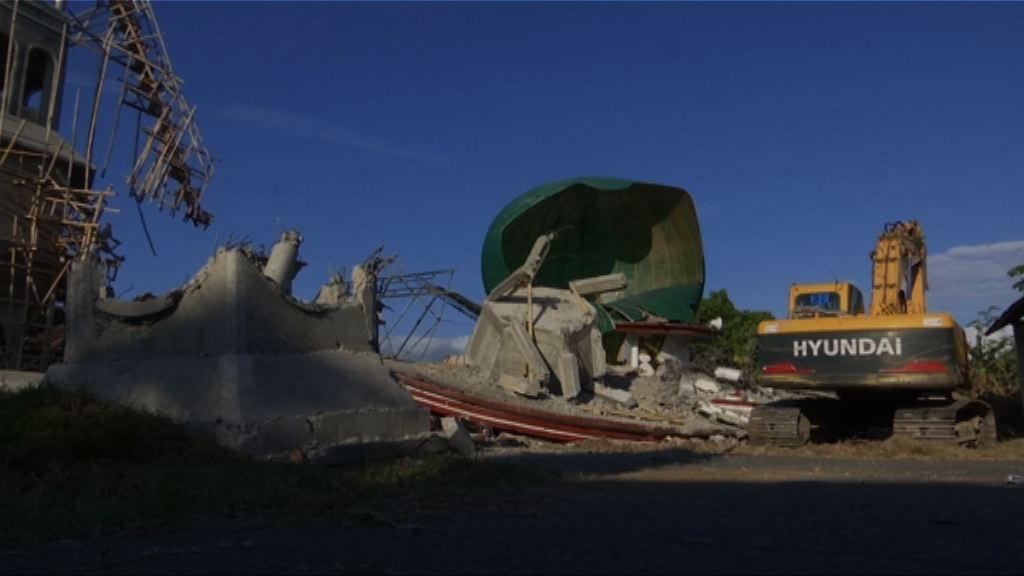 印尼龍目島7級地震 增至105人死