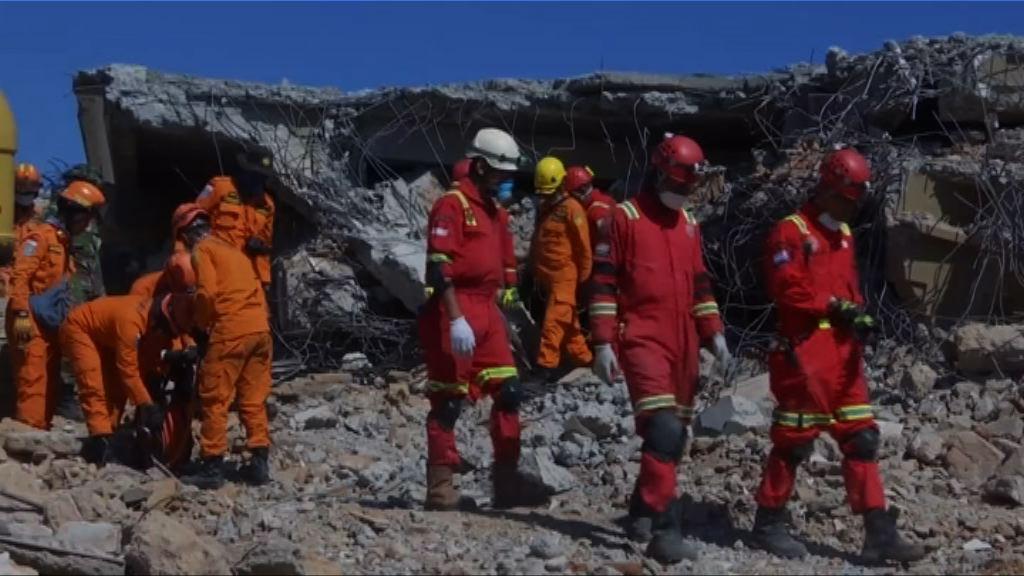 印尼龍目島七級地震 當局續搜索失蹤者